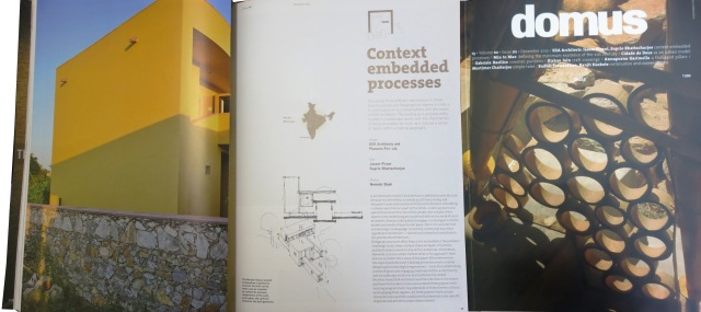 Domus India 13 (Dec 2012)