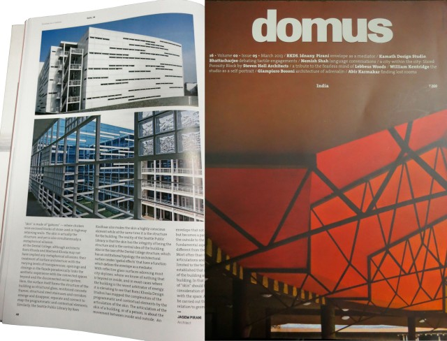 Domus India 02 (March 2013)